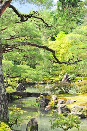 Ginkaku-ji 慈照寺, Kyōto 京都, Japan