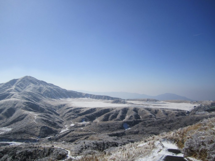 Around Mount Aso 阿蘇山