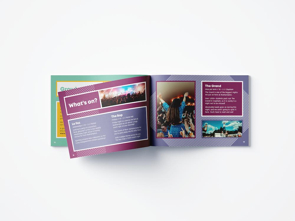 RSU Welcome Booklet - A5 Landscape