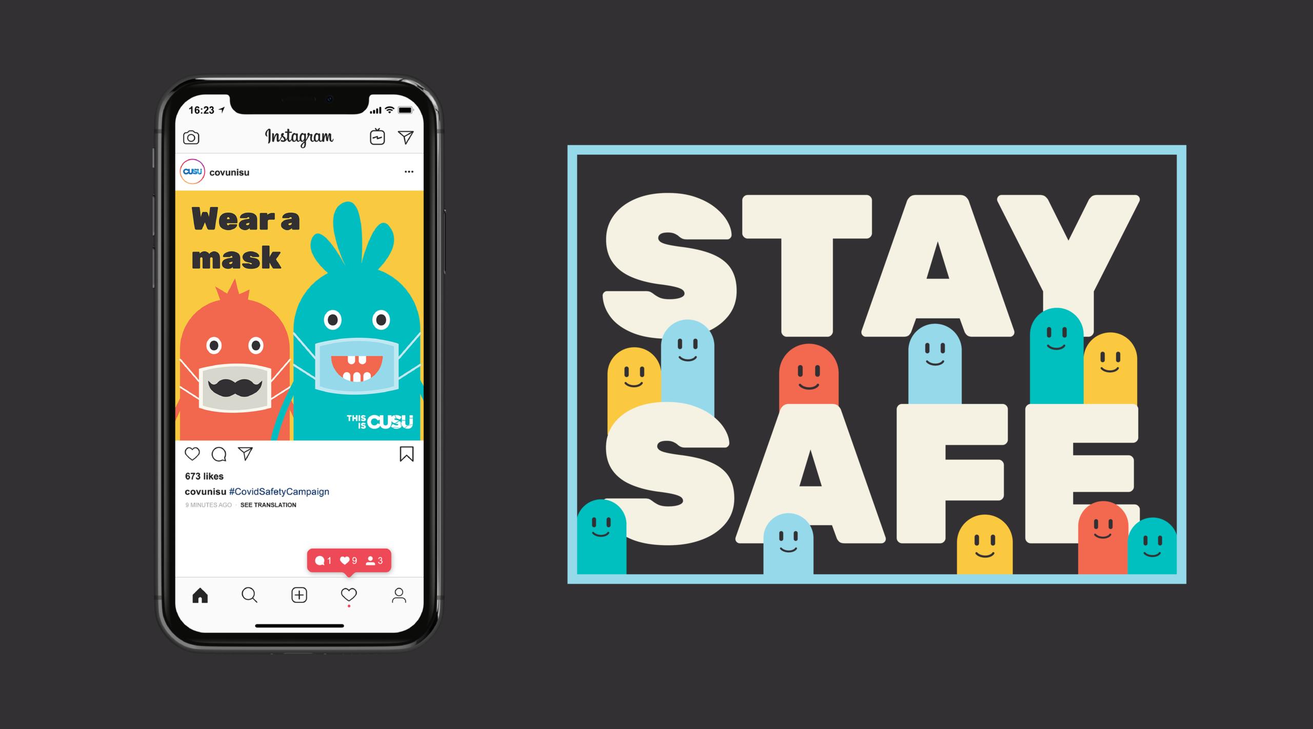 Covid Safety Campaign